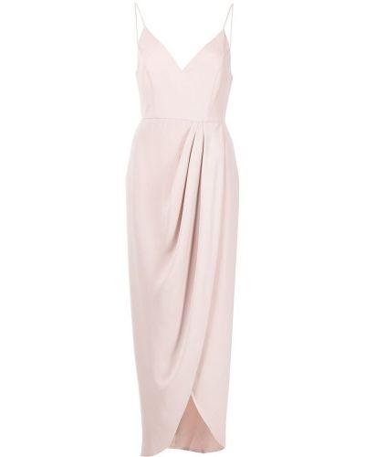 Платье с V-образным вырезом Shona Joy