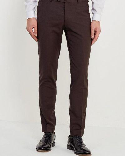 Коричневые брюки Bazioni