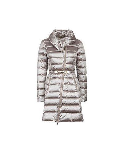 Утепленная куртка длинная Liu Jo
