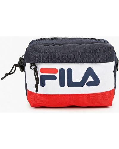 Синяя сумка Fila