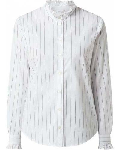 Biała bluzka bawełniana Seidensticker