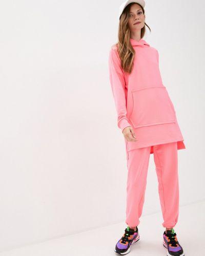 Костюмный розовый спортивный костюм Sahera Rahmani