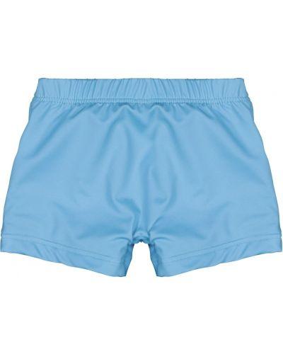 Kąpielówki - niebieskie Moschino Kids