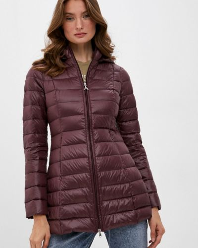 Красная зимняя куртка Patrizia Pepe