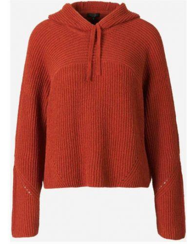 Czerwona bluza bawełniana Rag & Bone