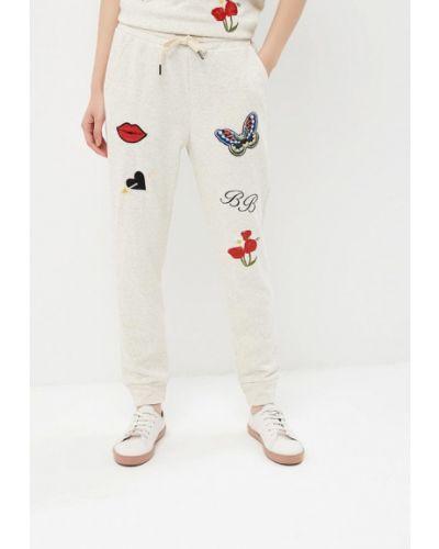 Бежевые брюки Brigitte Bardot