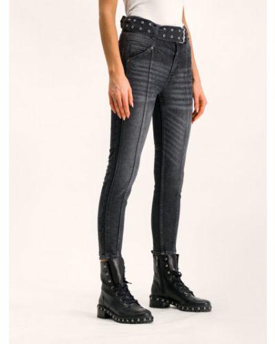 Mom jeans - czarne The Kooples