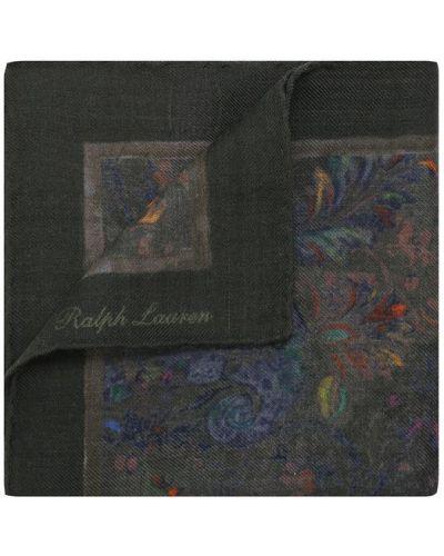 Платок зеленый Ralph Lauren