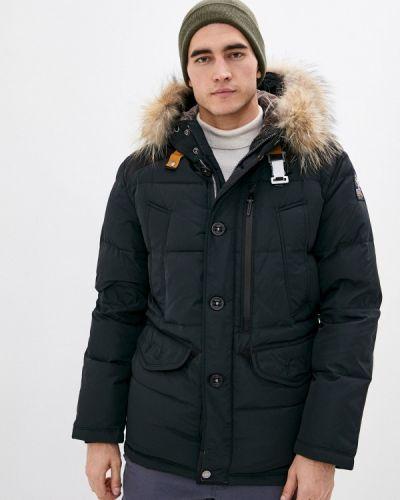 Черная куртка Vizani