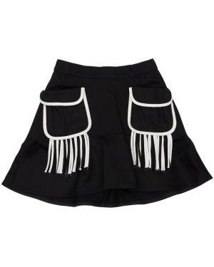 Муслиновая юбка на молнии Mi.mi.sol.