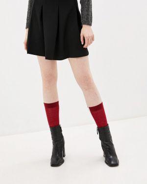 Платье осеннее черное Jacqueline De Yong
