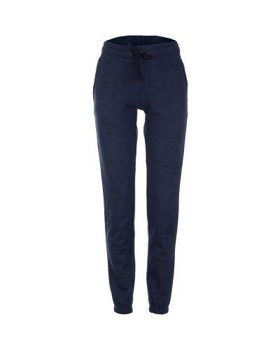 Спортивные брюки хлопковые с карманами Fila
