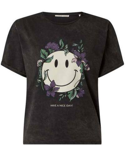 T-shirt bawełniana z printem Catwalk Junkie
