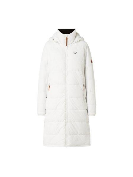 Płaszcz pikowany - biały Alife And Kickin
