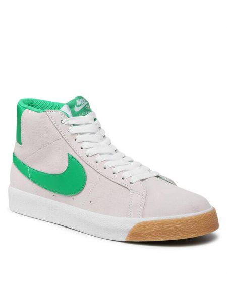 Marynarka - biała Nike