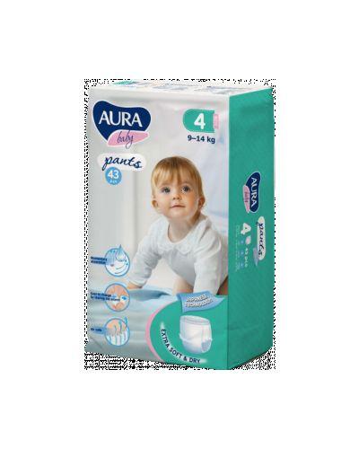 Мягкие трусы Aura