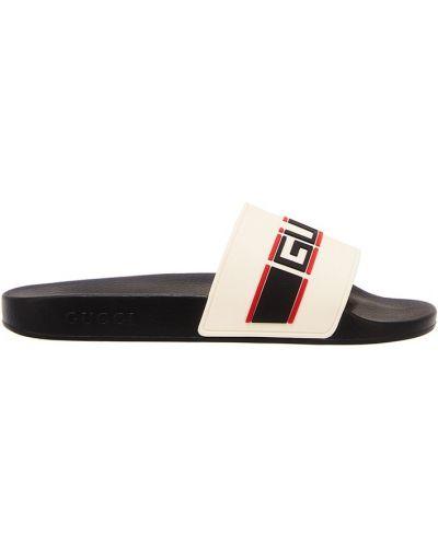 Спортивные сандалии резиновые Gucci