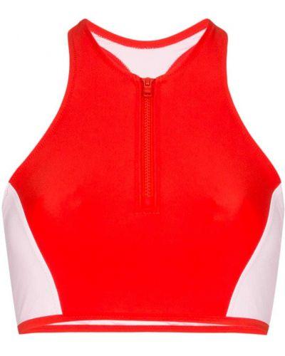 Красная спортивная куртка Y-3