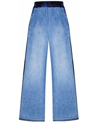 Широкие джинсы на резинке свободные Golden Goose Deluxe Brand