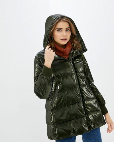 Зеленая куртка Silvian Heach