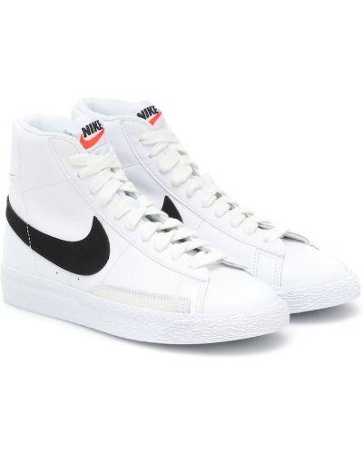 Biały blezer Nike Kids