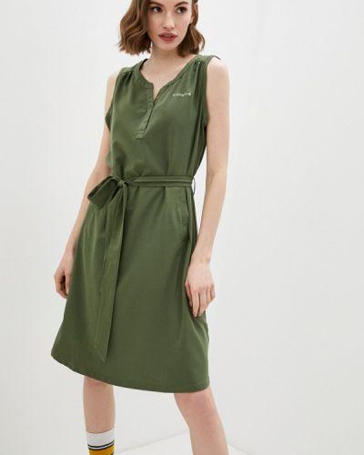Платье - зеленое Icepeak