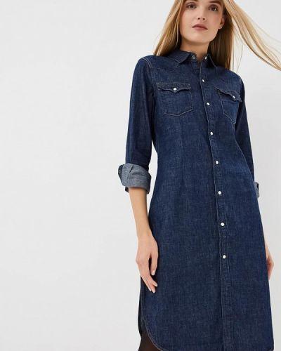 Джинсовое платье осеннее Polo Ralph Lauren