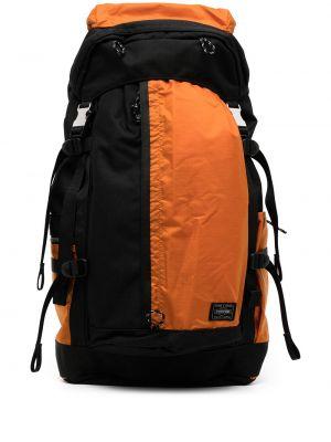 Plecak z klamrą - czarny Porter-yoshida & Co