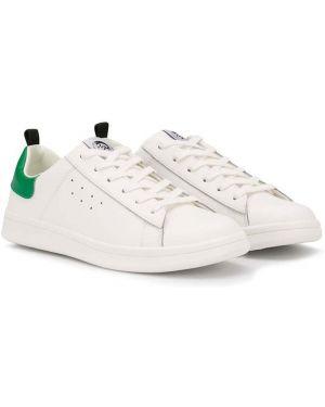 Кеды белый на шнурках Diesel Kids