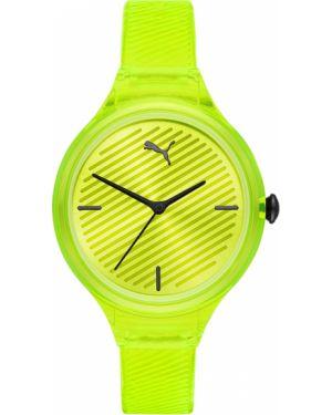 Zegarek żółty Puma