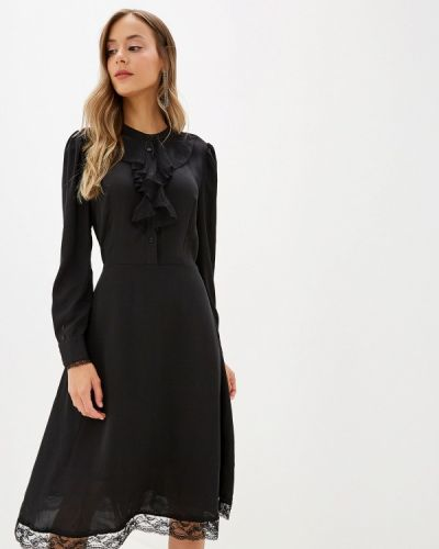 Платье прямое осеннее Silvian Heach