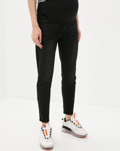 Черные джинсы фэст