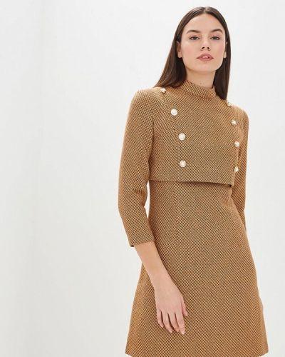 Платье - бежевое Galina Vasilyeva
