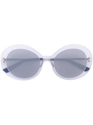 Желтые солнцезащитные очки металлические Christian Roth