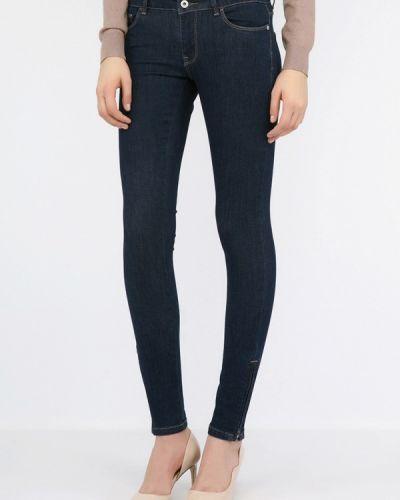 Зауженные джинсы - синие Monton