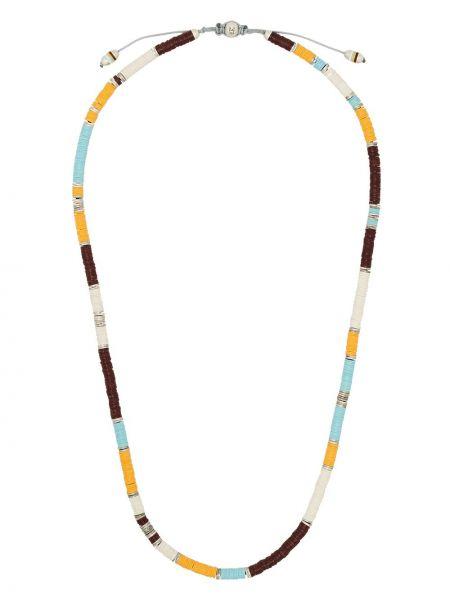 Серебряное ожерелье M. Cohen