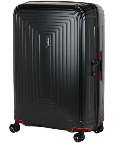Czarna walizka Samsonite