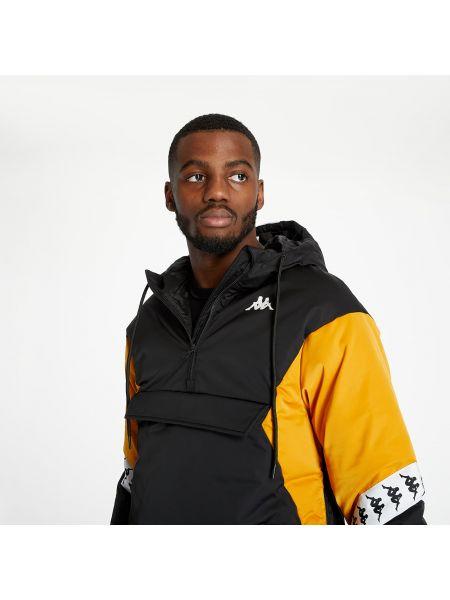 Желтая куртка Kappa