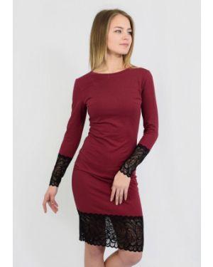 Платье - красное N.el.