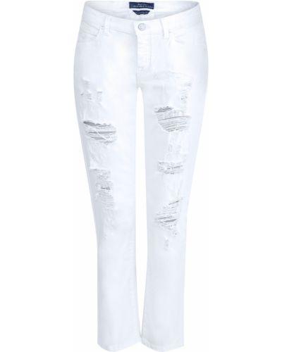 Прямые джинсы укороченные винтажные Jacob Cohen