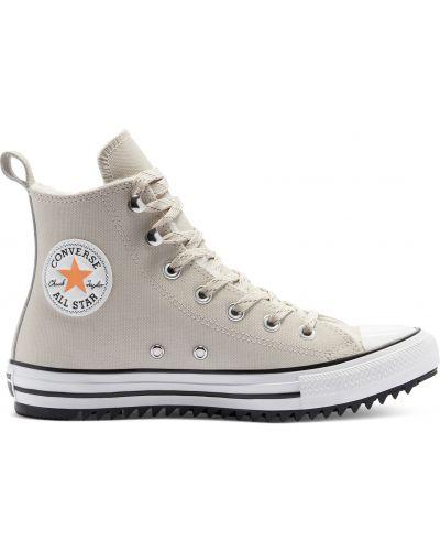 Бежевый топ Converse