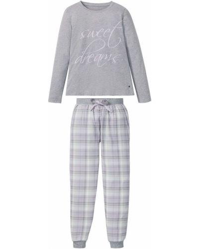 Серая фланелевая пижама Esmara