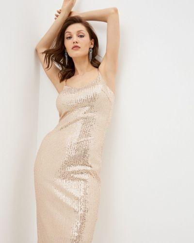 Вечернее платье - золотое Lusio