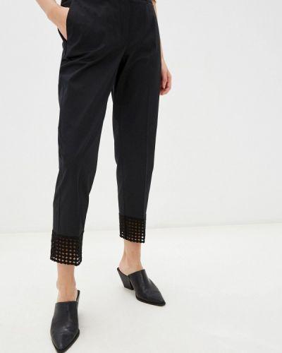 Прямые черные брюки Taifun