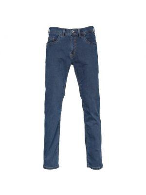 Синие джинсы Gardeur