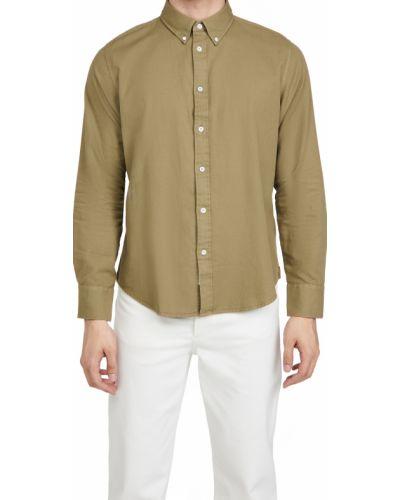 Koszula bawełniana z długimi rękawami Rag & Bone