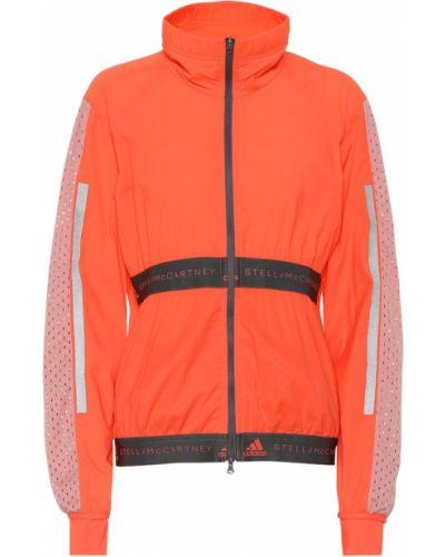 Куртка розовая коралловый Adidas By Stella Mccartney