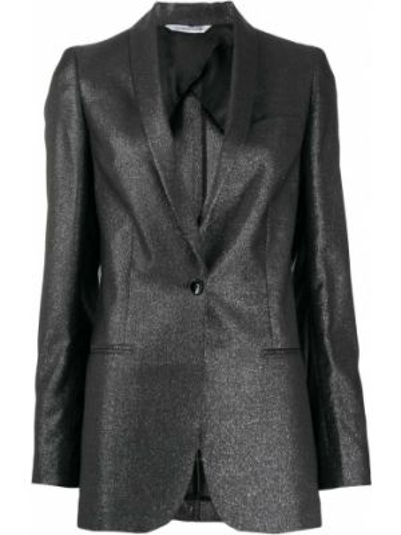 Черный пиджак Tonello