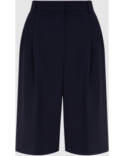 Синие шорты Max Mara