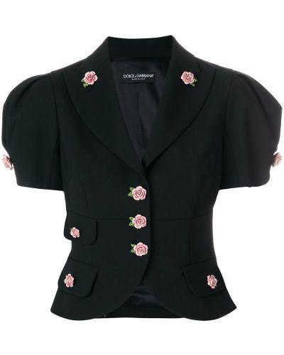 Пиджак с коротким рукавом Dolce & Gabbana